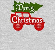 Merry Christmas 4x4 (vintage look) Unisex T-Shirt