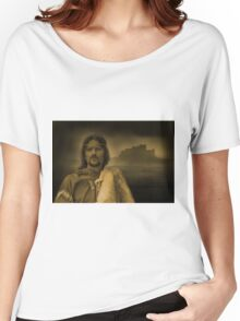 King Arthur: The Darkness Gathers  Women's Relaxed Fit T-Shirt