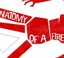 Anatomy of a Firegang Sticker