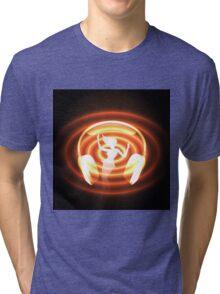 dancing or club music theme Tri-blend T-Shirt
