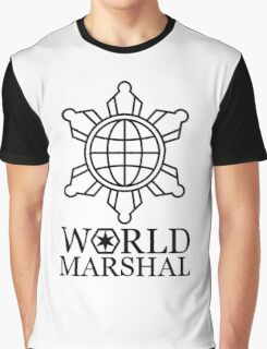 Metal Gear Rising - World Marshal Graphic T-Shirt