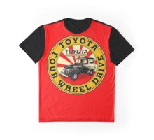 Vintage Land Cruiser Graphic T-Shirt