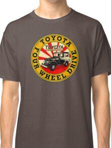 Vintage Land Cruiser Classic T-Shirt