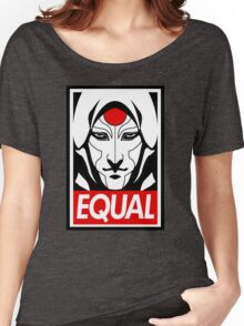 Equal Women's Relaxed Fit T-Shirt