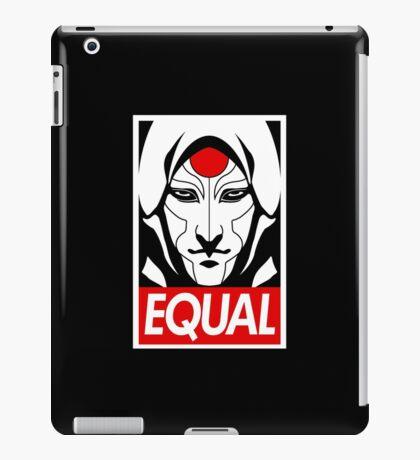 Equal iPad Case/Skin