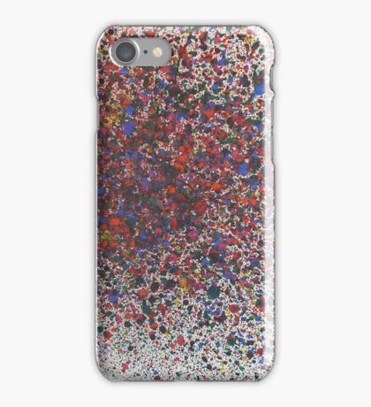 turning a thought into reality  iPhone Case/Skin