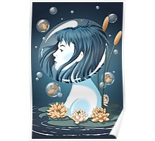 Breathing Underwater Poster