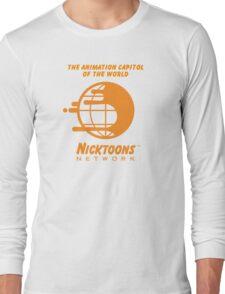 Nicktoons Network Long Sleeve T-Shirt