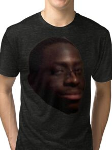 WHOMP Emote IRL Tri-blend T-Shirt
