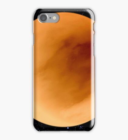 Dust Storm on Planet Dune Arrakis iPhone Case/Skin