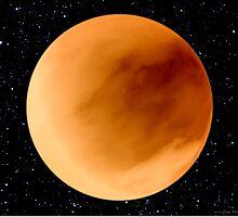 Dust Storm on Planet Dune Arrakis by Jim Plaxco
