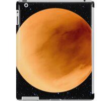 Dust Storm on Planet Dune Arrakis iPad Case/Skin