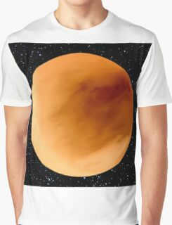 Dust Storm on Planet Dune Arrakis Graphic T-Shirt