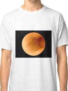 Dust Storm on Planet Dune Arrakis Classic T-Shirt