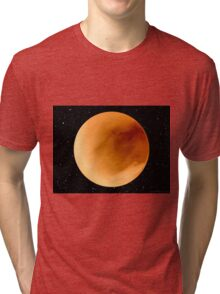 Dust Storm on Planet Dune Arrakis Tri-blend T-Shirt