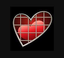 heart in jail Unisex T-Shirt