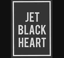 5SOS JET BLACK HEART 5 SECONDS OF SUMMER  Unisex T-Shirt