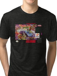 Turtles In Time Tri-blend T-Shirt