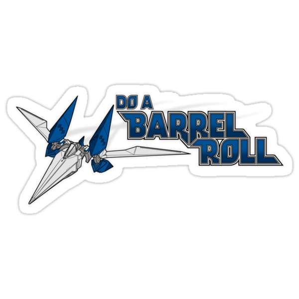 Do a Barrel Roll by Adho1982