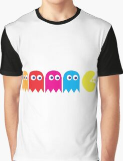 Pac Man Graphic T-Shirt