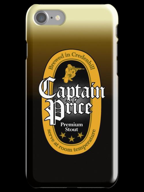 Captain Price Premium Stout by Adho1982
