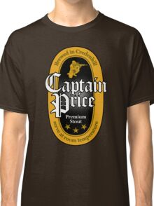 Captain Price Premium Stout Classic T-Shirt