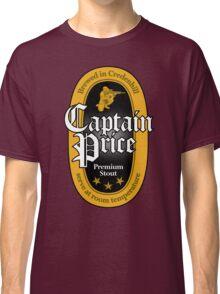 Captain Price Premium Stout Classic T-Shirt