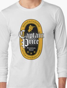 Captain Price Premium Stout Long Sleeve T-Shirt