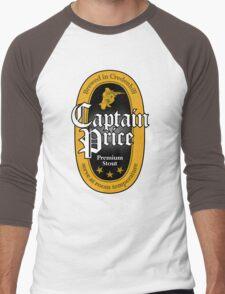 Captain Price Premium Stout Men's Baseball ¾ T-Shirt
