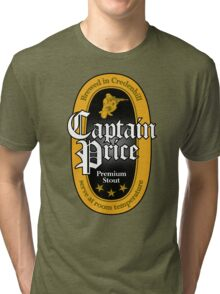 Captain Price Premium Stout Tri-blend T-Shirt