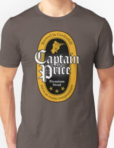 Captain Price Premium Stout Unisex T-Shirt