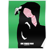 ONE PUNCH MAN - Mumen Rider Poster