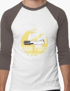 These Are Your First Steps Men's Baseball ¾ T-Shirt