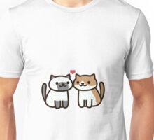 Neko Atsume- Kitty Love Unisex T-Shirt