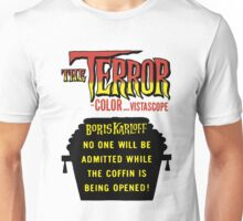 The terror title poster Unisex T-Shirt