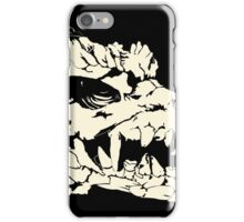 Ancient Dragon Skull iPhone Case/Skin