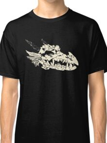 Ancient Dragon Skull Classic T-Shirt