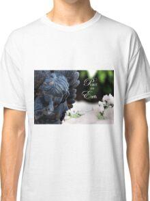 Peace On Earth Angel Classic T-Shirt