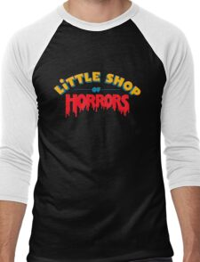 Little horrors shop title Men's Baseball ¾ T-Shirt