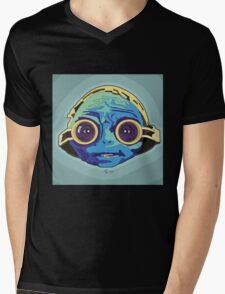 Maz Kanata Vibrant Mens V-Neck T-Shirt