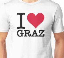 I Love Graz Unisex T-Shirt