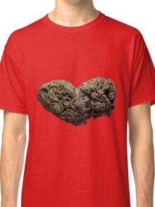 Heart Shaped Bud Classic T-Shirt