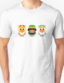 The Three Wise Ducklings T-Shirt
