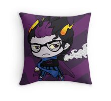Aquarius - Eridan Throw Pillow