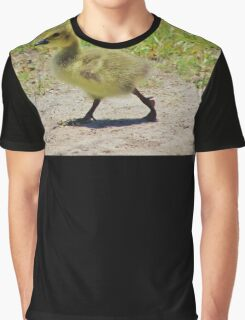 Gosling Taking A Walk Graphic T-Shirt
