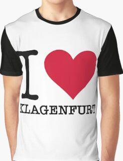 I Love Klagenfurt Graphic T-Shirt