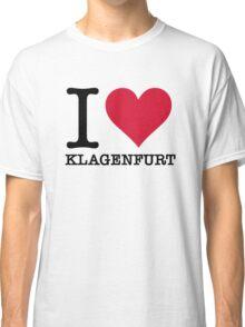 I Love Klagenfurt Classic T-Shirt