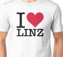 I Love Linz Unisex T-Shirt