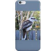 Just sitting there. iPhone Case/Skin