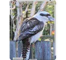 Just sitting there. iPad Case/Skin